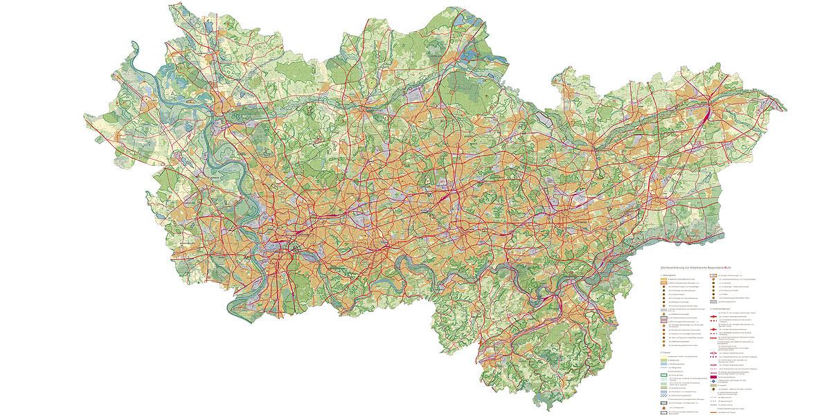 Karte Ruhrgebiet.Witten Stockum Nachrichten